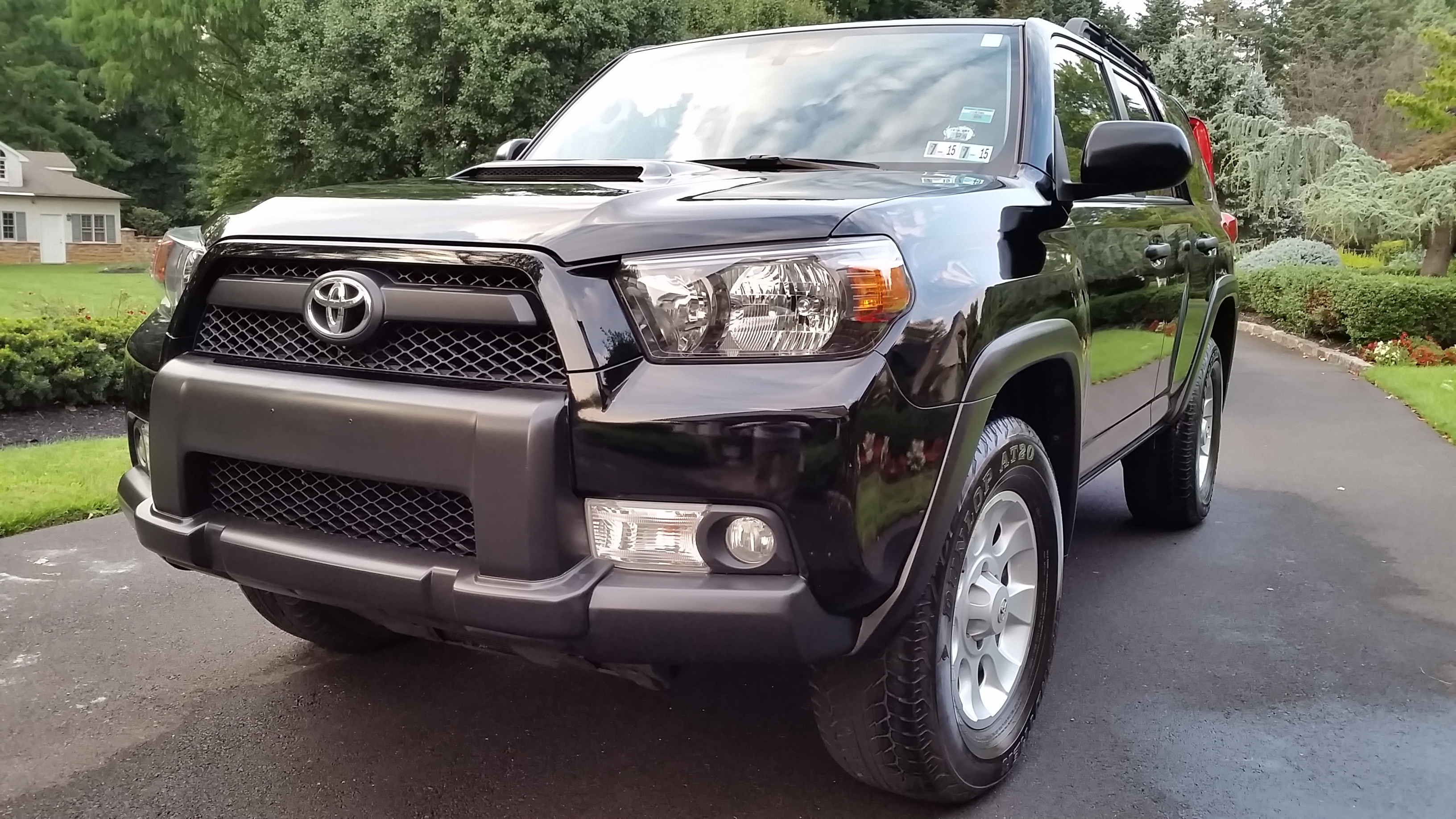 Toyota 4Runner - Full Detail