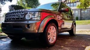 Land Rover LR4 - Full Detail