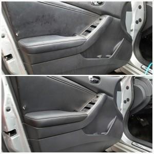 Nissan Maxima - Interior Detail