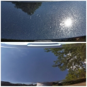 Mercedes Benz S550 - Sap Removal and Full Detail (Before & After)